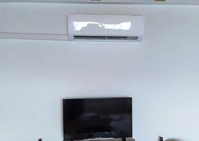 klímás apartman